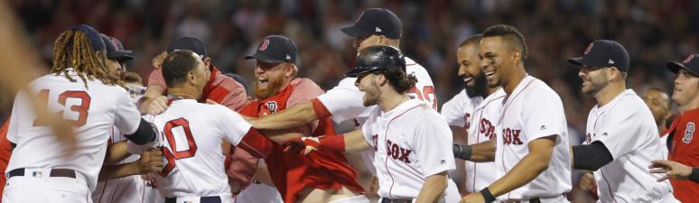 Red Sox 5, Cardinals 4: Are you buying into this team yet?