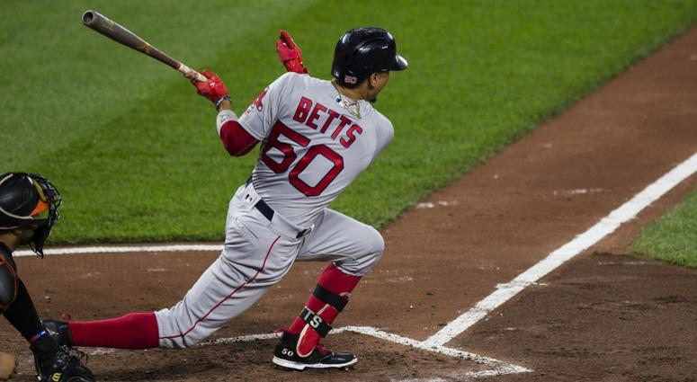 Red Sox notebook: Why Red Sox are taking Mookie Betts to arbitration, Jackie Bradley on trade rumors, and ... gasp ... Andrew Benintendi cut his hair