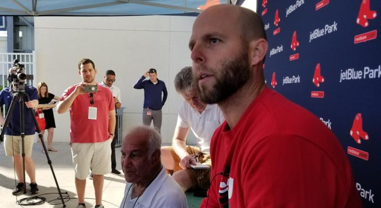 Red Sox report: Dustin Pedroia has been thinking a lot about leadership