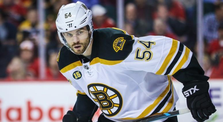 Bruins' Adam McQuaid out approximately 8 weeks with broken fibula