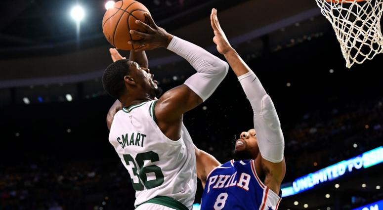Marcus Smart reportedly cleared to play Friday vs. Pistons