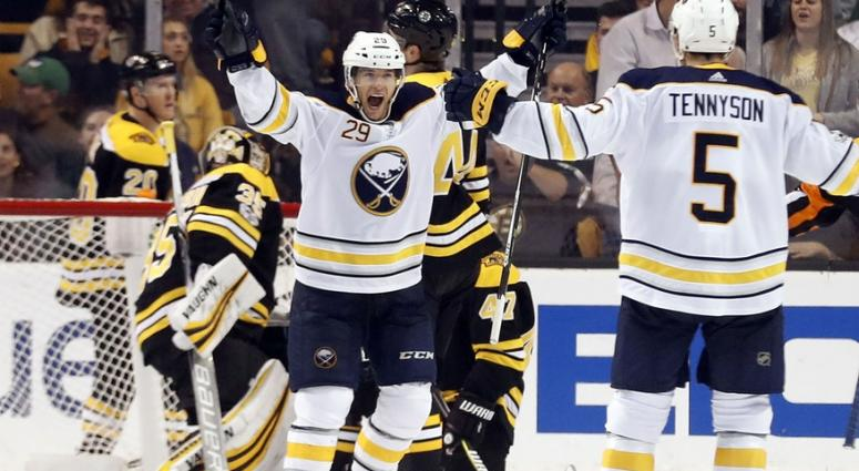 Sabres 5, Bruins 4: Blowing three-goal lead latest setback to haunt Bruins