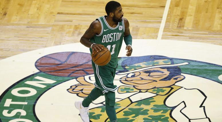 Kyrie Irving keeps explaining flat-earth stuff on J.J. Redick podcast, and now his theory makes less sense than ever