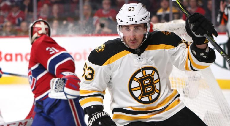 Bruins could bury Canadiens tonight in Montreal