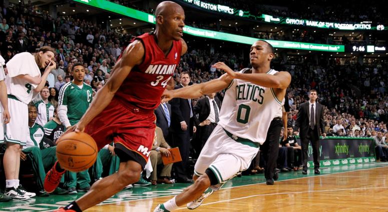 Ray Allen among 13 finalists for Basketball Hall of Fame's 2018 class