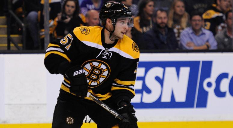 Anderson: Bruins are saving money on Ryan Spooner's new deal