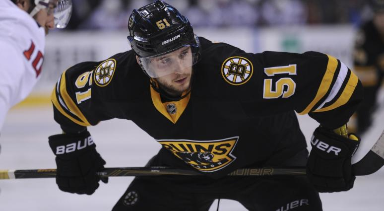 Ryan Spooner will ask for $3.85 million in arbitration hearing with Bruins