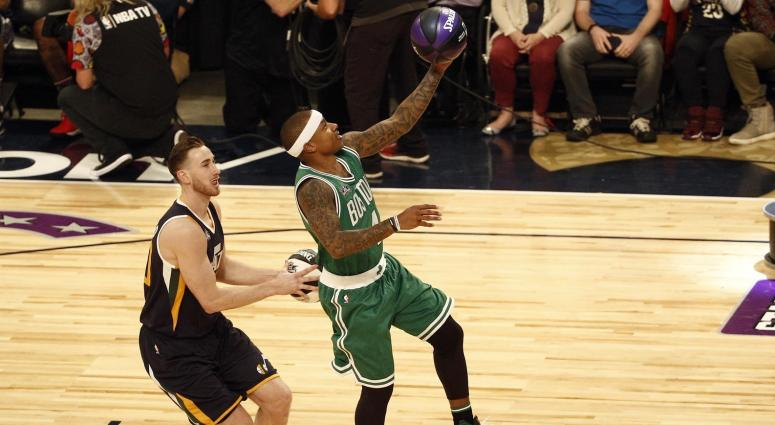 Gordon Hayward credits Isaiah Thomas for selling him on Boston