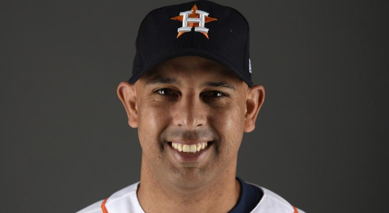 It appears Alex Cora will be next Red Sox manager