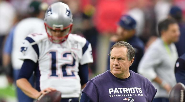 Hannable: Enough with the 19-0 talk, Patriots are not going undefeated