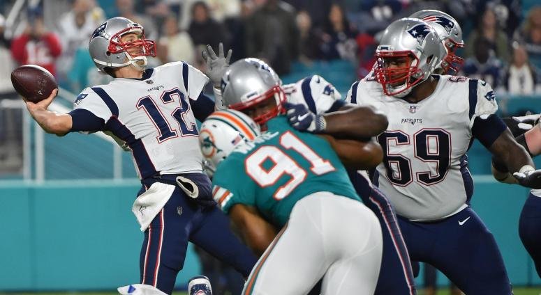 Tom Brady on K&C following loss to Dolphins: 'Everyone took this pretty hard'