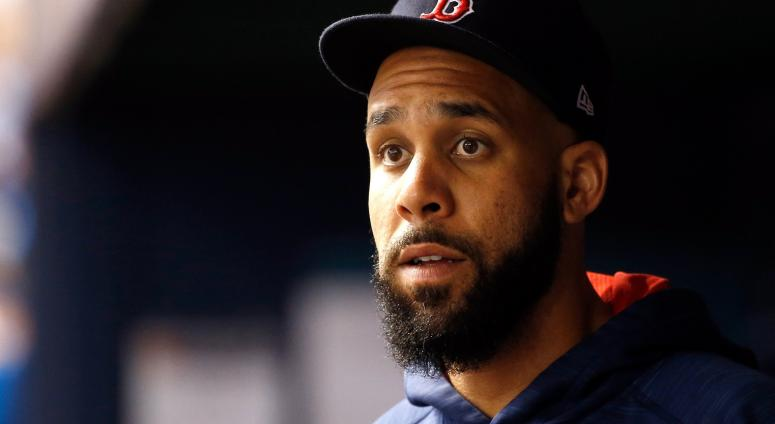 Things not trending well for David Price