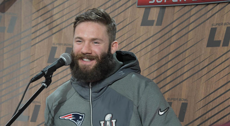 Julian Edelman to be featured in ESPN Magazine's Body Issue