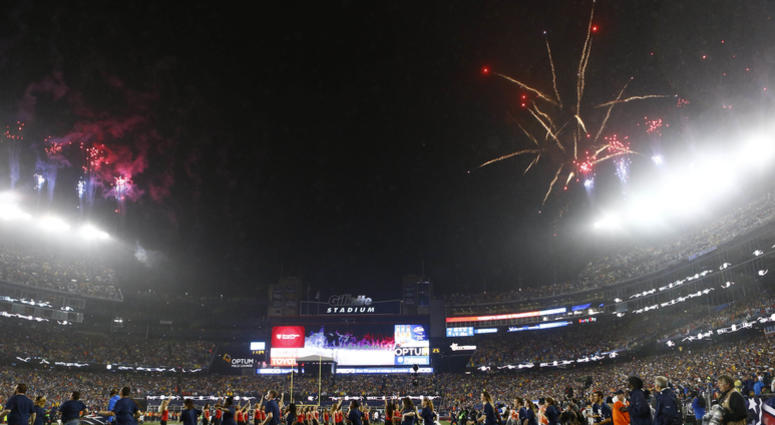 Patriots individual game tickets to go on sale July 14