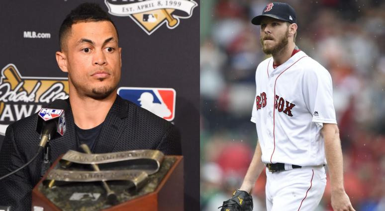 Looking for Giancarlo Stanton trade timeline? Remember Chris Sale