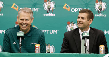 Celtics reportedly have spoken to Timberwolves about No. 7 pick