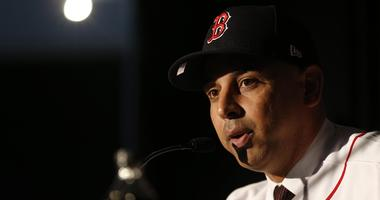 Alex Cora on WEEI addresses incident on Astros team bus: 'I was very embarrassed with what happened'