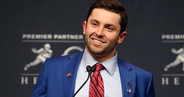 Baker Mayfield believes he's the best QB in the draft and wants to learn from Tom Brady