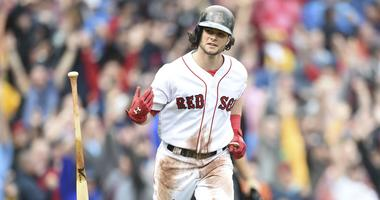 Red Sox report: Andrew Benintendi explains why he picked new agent