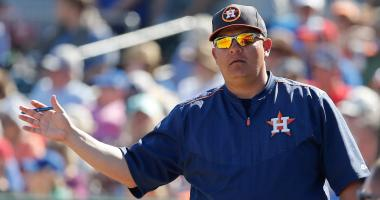 Red Sox fill out coaching staff with new bullpen coach