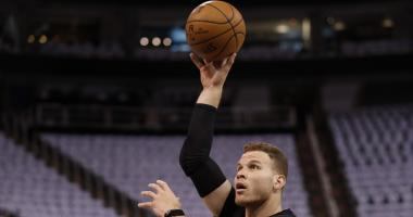 Blake Griffin places Boston on his Mt. Rushmore of NBA cities