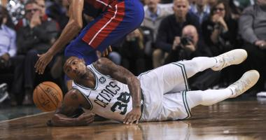 Marcus Smart continues hot streak as Celtics fall to Pistons