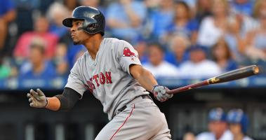 No Red Sox starters in latest All-Star ballot update