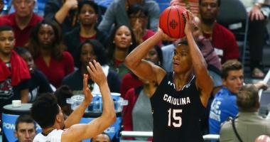 NBA draft profile: South Carolina guard PJ Dozier