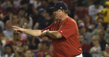 Red Sox manager John Farrell had seen enough of Drew Pomeranz on Sunday.