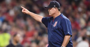 John Farrell: Red Sox support rights of players to protest