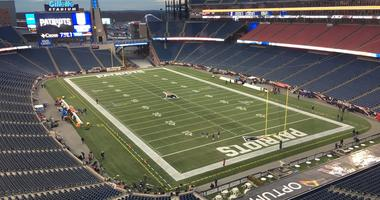 NFLPA asks Patriots to fix turf problems at Gillette Stadium