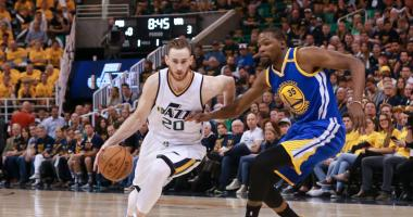 Marcus Smart lavishes praise on Gordon Hayward: 'He's an awesome player'