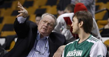 Reimer: An appreciation of Tommy Heinsohn, who still rocks