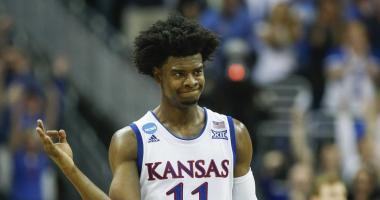 Josh Jackson says 'logistics' prevented him from working out with Celtics