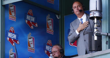 Photos: Jerry Remy and Don Orsillo reunited in Houston over the weekend