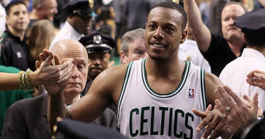 Paul Pierce not on board with Isaiah Thomas tribute video on Feb. 11