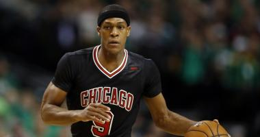 Report: Lakers looking to 'find a way' to add Rajon Rondo