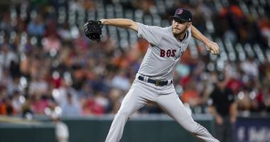 Hottest Play of the Week: Chris Sale becomes second Red Sox pitcher to record 300 Ks