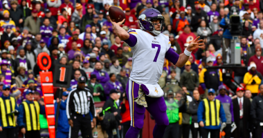 ESPN graphic compares Case Keenum to young Tom Brady