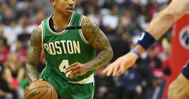 Isaiah Thomas says he will stand for national anthem, but respects those who protest