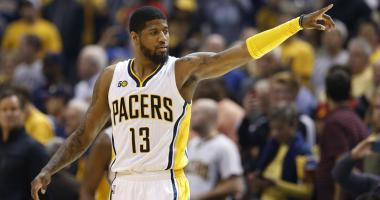 Paul George could be back on the Celtics radar.