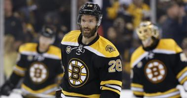 Bruins not expected to re-sign Dominic Moore, other free agents