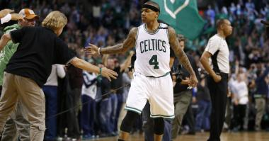 Anderson: Celtics building around Isaiah Thomas points to future max deal
