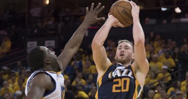 How Gordon Hayward landed with the Celtics
