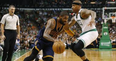 Celtics trade Isaiah Thomas, three more pieces in blockbuster deal for Kyrie Irving