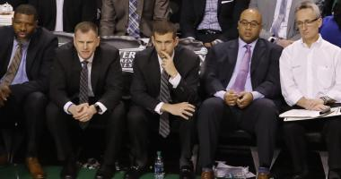 Celtics parting ways with trainer Ed Lacerte
