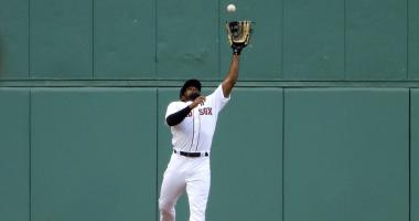 Coolest Play of the Week: Jackie Bradley Jr. robs Aaron Judge