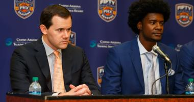 It seems like the Suns were behind Josh Jackson skipping Celtics workout