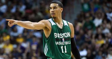 Jayson Tatum named to All-NBA Summer League 2nd team