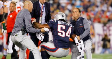 Dont'a Hightower, Marcus Cannon among Patriots inactives vs. Texans